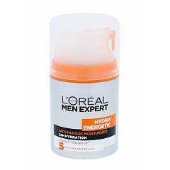 Denní pleťový krém L´Oréal Paris Men Expert Hydra Energetic Daily Moisturising Lotion 50 ml