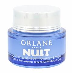Noční pleťový krém Orlane Extreme Line-Reducing Extreme Anti-Wrinkle Regenerating Night Care 50 ml