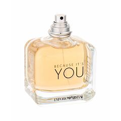 Parfémovaná voda Giorgio Armani Emporio Armani Because It´s You 100 ml Tester