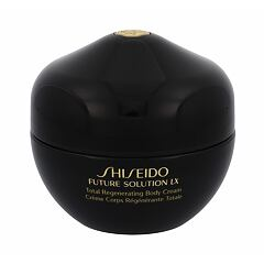 Tělový krém Shiseido Future Solution LX Total Regenerating Body Cream 200 ml