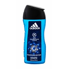 Sprchový gel Adidas UEFA Champions League Champions Edition 250 ml