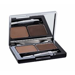 Set a paletka na obočí L´Oréal Paris Brow Artist Genius Kit 3,5 g Medium To Dark