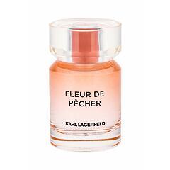 Parfémovaná voda Karl Lagerfeld Les Parfums Matières Fleur De Pêcher 50 ml