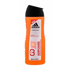 Sprchový gel Adidas AdiPower 400 ml