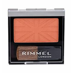 Tvářenka Rimmel London Lasting Finish Soft Colour Mono 4,5 g 190 Coral