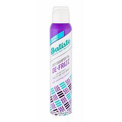 Suchý šampon Batiste De-Frizz 200 ml