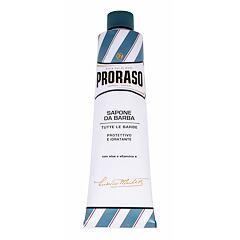 Pěna na holení PRORASO Blue Shaving Soap In A Tube 150 ml