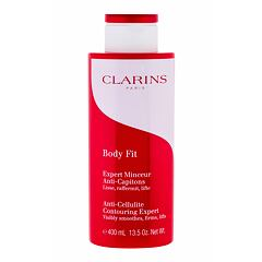 Proti celulitidě a striím Clarins Body Fit Anti-Cellulite 400 ml