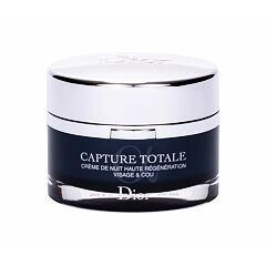 Noční pleťový krém Christian Dior Capture Totale 60 ml