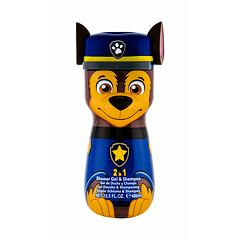 Sprchový gel Nickelodeon Paw Patrol Chase 400 ml