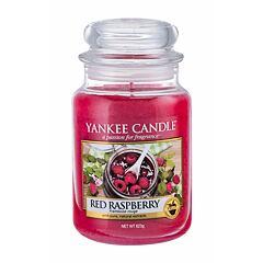 Vonná svíčka Yankee Candle Red Raspberry 623 g