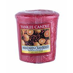 Vonná svíčka Yankee Candle Mandarin Cranberry 49 g