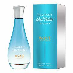 Toaletní voda Davidoff Cool Water Wave Woman 100 ml