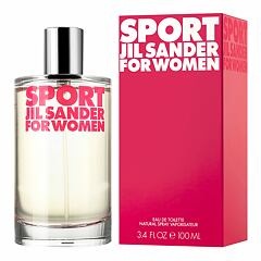 Toaletní voda Jil Sander Sport For Women 100 ml