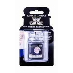 Vůně do auta Yankee Candle Midsummer´s Night Car Jar 1 ks
