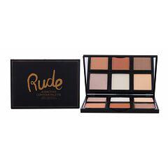Dekorativní kazeta Rude Cosmetics Audacious 18 g