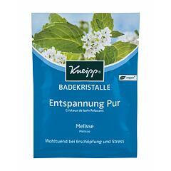 Koupelová sůl Kneipp Mineral Bath Salt Pure Relaxation Melissa 60 g