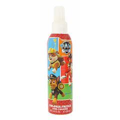 Tělový sprej Nickelodeon Paw Patrol 200 ml Tester