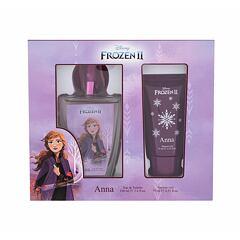 Toaletní voda Disney Frozen II Anna 100 ml Kazeta