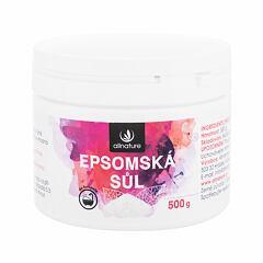 Koupelová sůl Allnature Epsom Salt 500 g