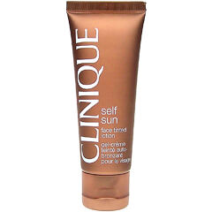 Samoopalovací přípravek Clinique Self Sun Face Tinted Lotion 50 ml