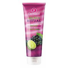 Sprchový gel Dermacol Aroma Ritual Grape & Lime 250 ml