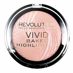 Rozjasňovač Makeup Revolution London Vivid 7,5 g Peach Lights