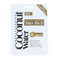 Krém na nohy Xpel Coconut Water Deep Moisturising Foot Pack
