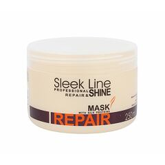 Maska na vlasy Stapiz Sleek Line Repair 250 ml