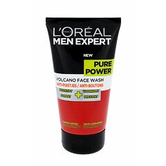Čisticí gel L´Oréal Paris Men Expert Pure Power Volcano 150 ml