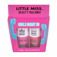 Lak na nehty Little Miss Little Miss  Beauty Takeaway