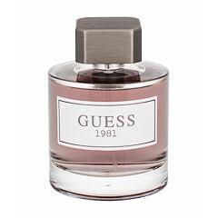 Toaletní voda GUESS Guess 1981 100 ml