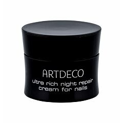 Péče na nehty Artdeco Nail Care Ultra Rich Night Repair Cream For Nails 17 ml