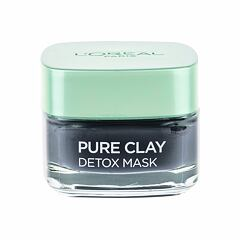 Pleťová maska L´Oréal Paris Pure Clay Detox Mask 50 ml