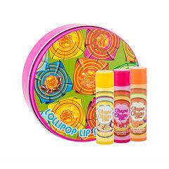 Balzám na rty Chupa Chups Lip Balm 4 g Kazeta