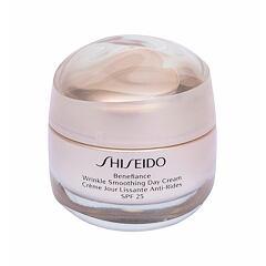 Denní pleťový krém Shiseido Benefiance Wrinkle Smoothing SPF25 50 ml