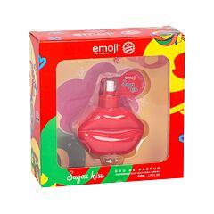 Parfémovaná voda Emoji Sugar Kiss 50 ml