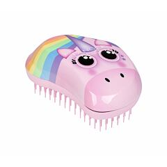 Kartáč na vlasy Tangle Teezer The Original Mini 1 ks Rainbow The Unicorn