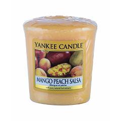 Vonná svíčka Yankee Candle Mango Peach Salsa 49 g