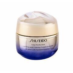 Denní pleťový krém Shiseido Vital Perfection Uplifting and Firming Cream Enriched 50 ml
