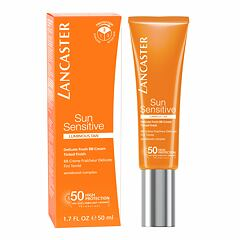 BB krém Lancaster Sun Sensitive Luminous Tan SPF50 50 ml