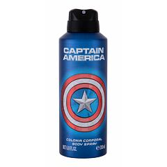 Deodorant Marvel Captain America 200 ml
