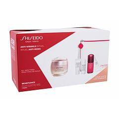 Denní pleťový krém Shiseido Benefiance Anti-Wrinkle Ritual 50 ml Kazeta