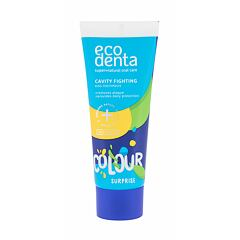 Zubní pasta Ecodenta Toothpaste Cavity Fighting Colour Surprise 75 ml