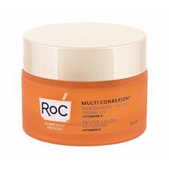 Pleťový gel RoC Multi Correxion Revive + Glow 50 ml