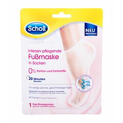 Krém na nohy Scholl Expert Care Intensive Nourishing Foot Mask Coconut Oil 1 ks