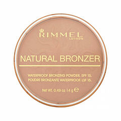 Bronzer Rimmel London Natural Bronzer SPF15