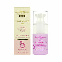 Oční gel Frais Monde Pro Bio-Age Eye Drops Night Concentrate