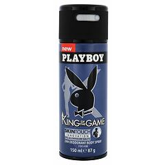 Deodorant Playboy King of the Game For Him