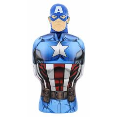 Sprchový gel Marvel Avengers Captain America 350 ml